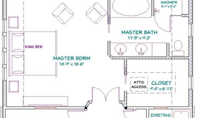 Master Bedroom Floorplans Floor Plans