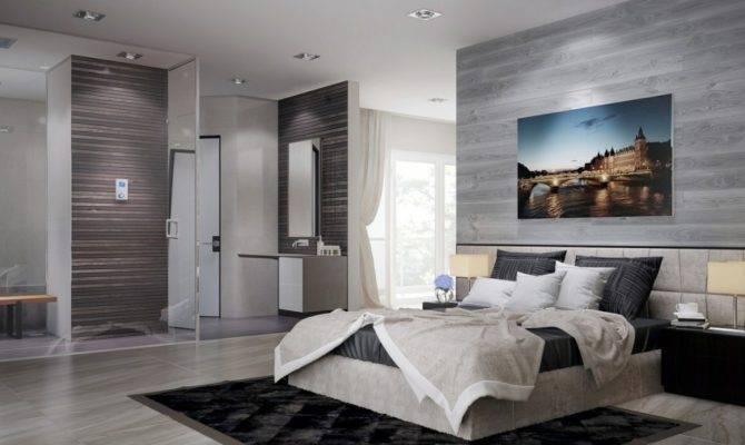 Master Bedroom Open Bathroom Fresh Bedrooms Decor Ideas