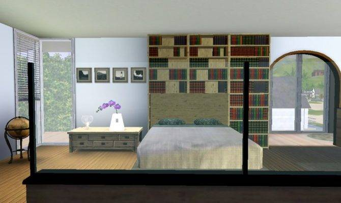 Master Bedroom Sims Interior Design Ideas Pinterest