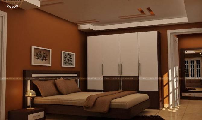 Master Bedrooms Interior Decor Kerala Home Design