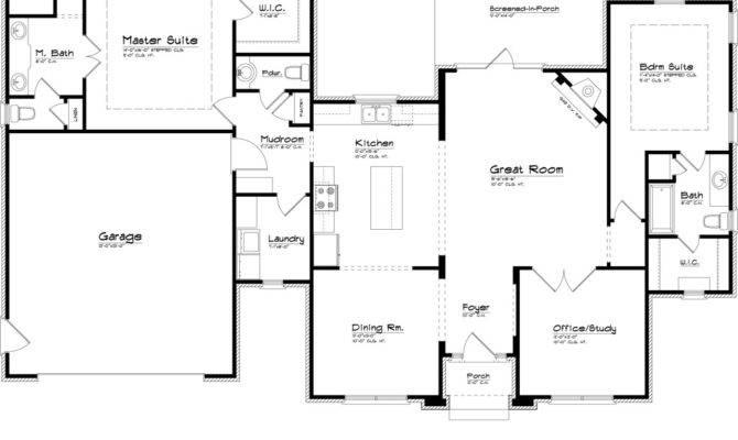 Master Lodging Floor Plans Easy Flow Design