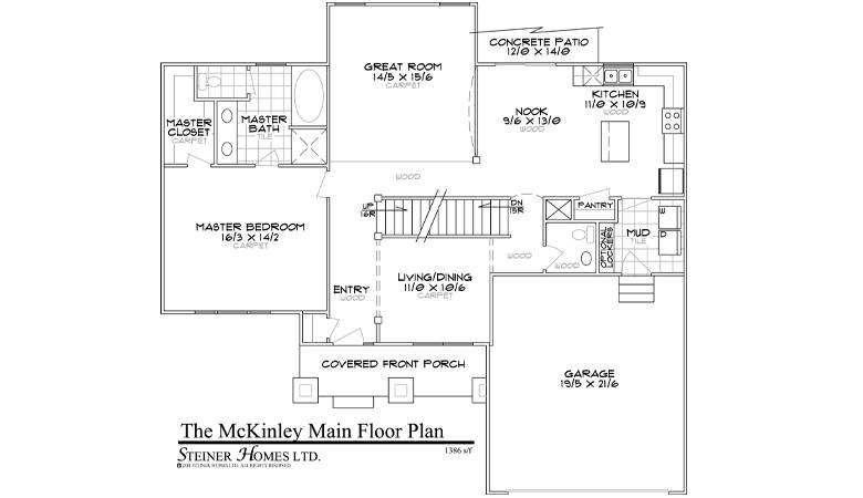 Master Main Floor Plans Gurus