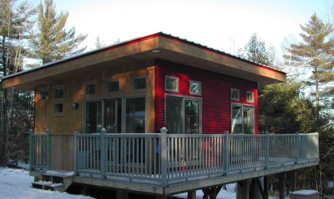 Mattozzi Maine Project Home