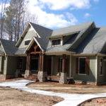 May Modern Craftsman Style Home