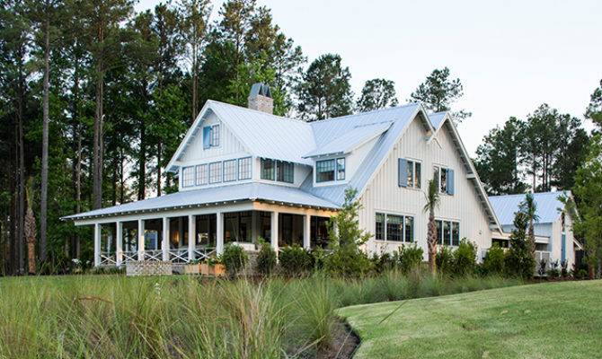 May River House Southern Living Plans