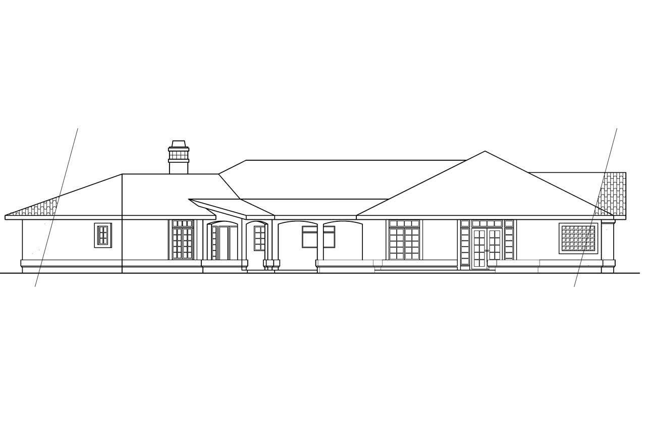 Mediterranean House Plans Grenada Associated Designs
