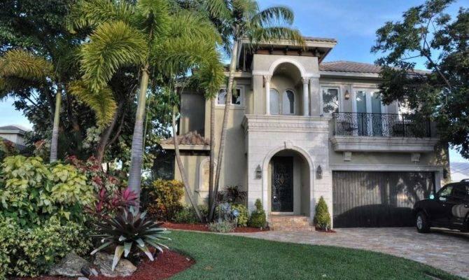 Mediterranean Manor Deerfield Beach Houses Rent