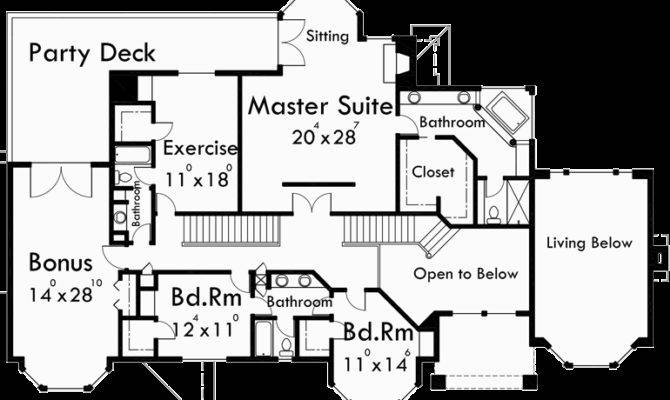 Mediterranean Mansion House Plan Dream Kitchen Fabulous