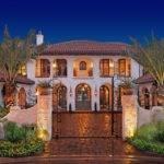 Mediterranean Tuscan Style Home House Dream Pinterest