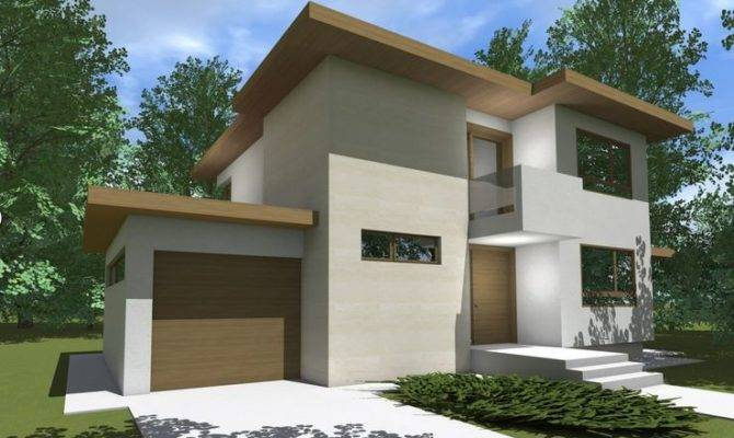 Medium Sized Modern House Plans Joy Studio Design Best