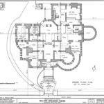 Mega Mansion Floor Plans Floorplans Gilded Age