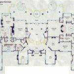 Mega Mansion Floor Plans Luxury Colonial
