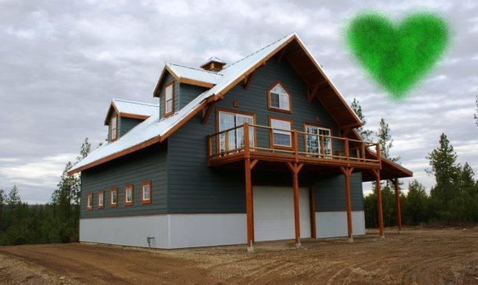Metal Barn Home Plans Smalltowndjs