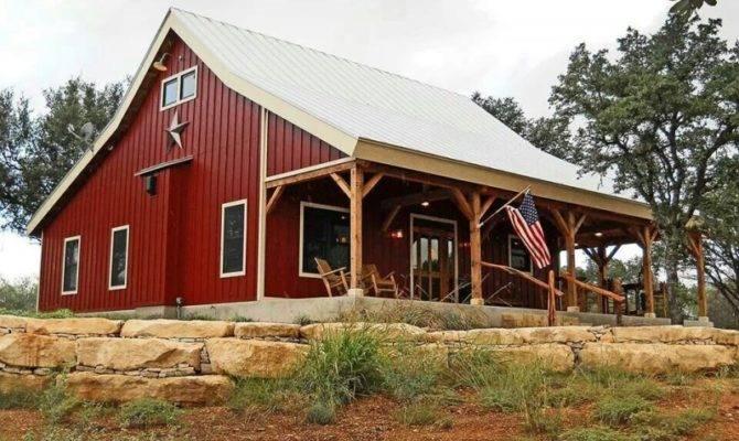 Metal Barn Style Home Plans Joy Studio Design