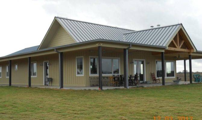 Metal Buildings Living Quarters Advantages