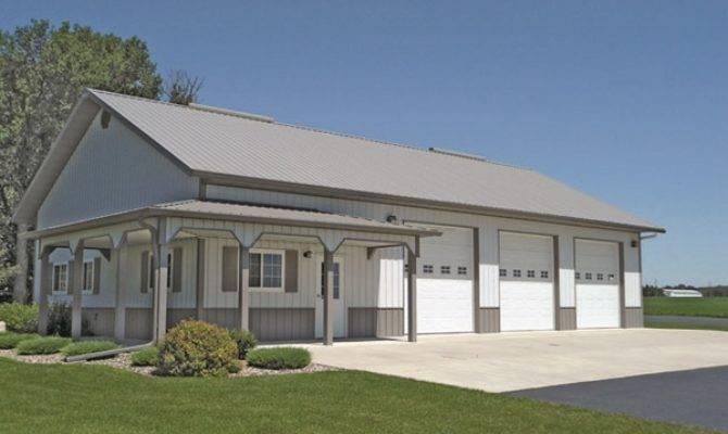 Metal Garage Buildings Pros Cons Useful Buyer Tips