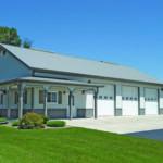 Metal Garages Steel Northland Buildings Inc