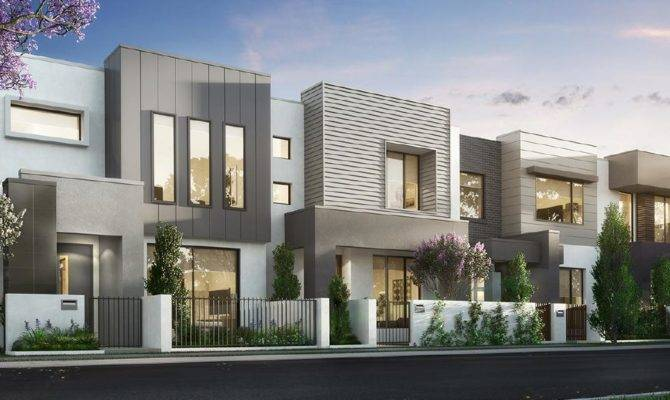 Metricon Launches Low Maintenance Stylish New Terrace Home