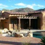 Mexican Home Custom Homes Stable Casita Style