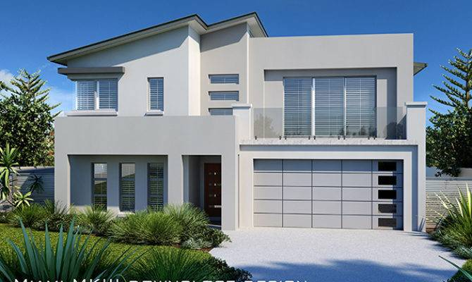 Miami Mkiii Downslope Squares Home Design Tullipan Homes
