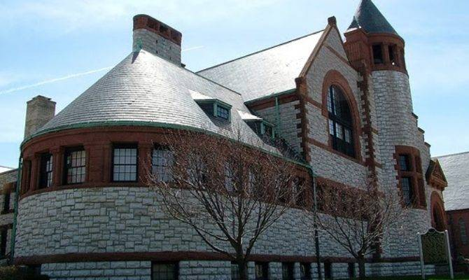 Michigan Architecture Richardsonian Romanesque