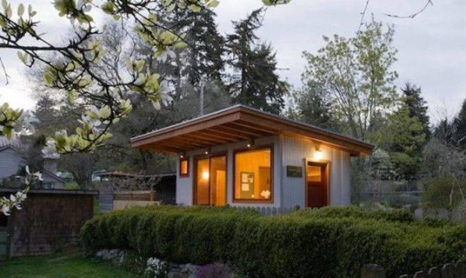 Micro Guest House Design Ideas