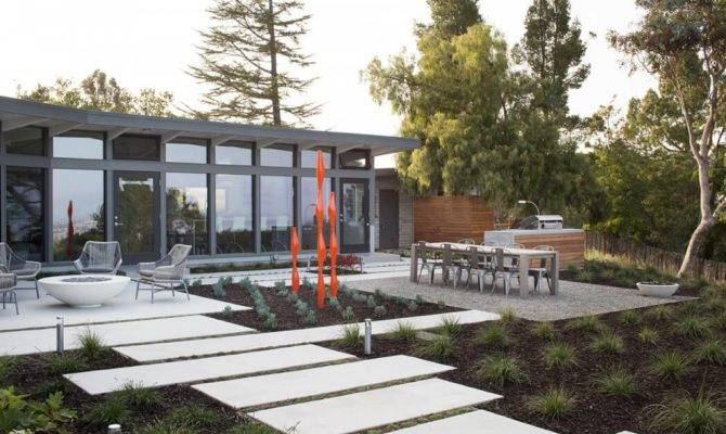 Mid Century Modern Homes Floor Plans Own House Plan