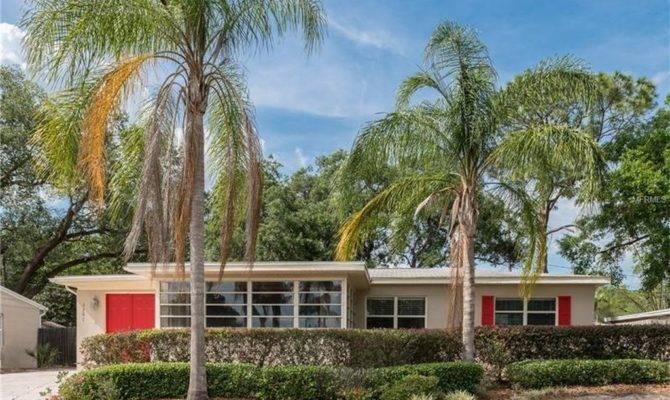 Mid Century Modern Homes Sale Orlando Area