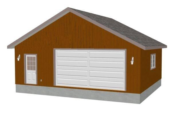 Mig Garage Plans Diy
