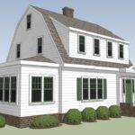 Mike Miniatures Easy Gambrel Roof