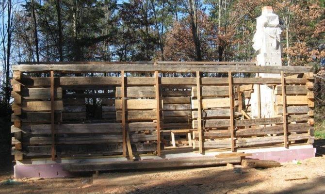 Mikekrasinskitalkstimber Building Vintage Log Cabin