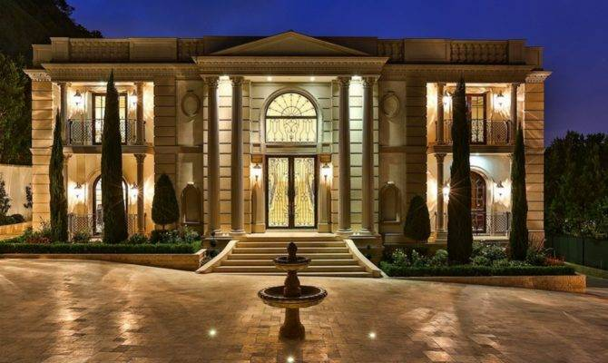Million Newly Built Grand Neoclassical Estate Bel