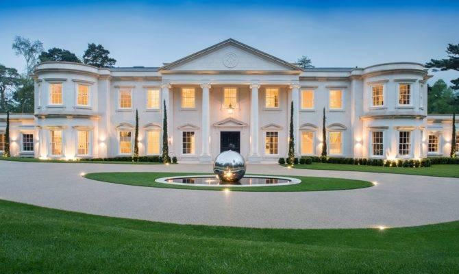 Million Surrey Mansion Sale Get