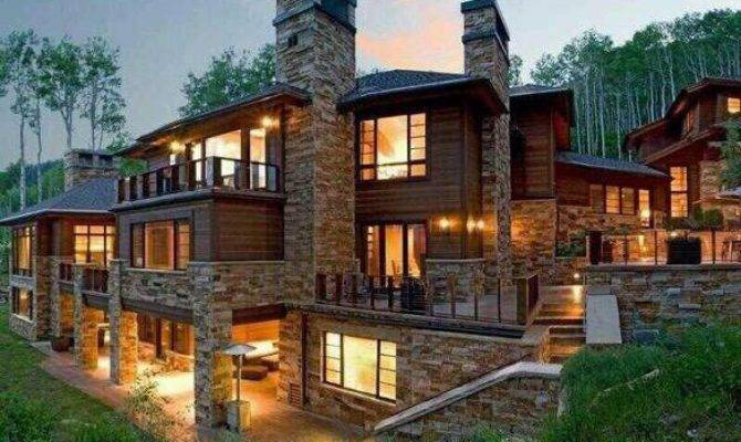 Millionaire Life Twitter Huge House Woods