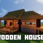 Minecraft Build Tutorial Starter House