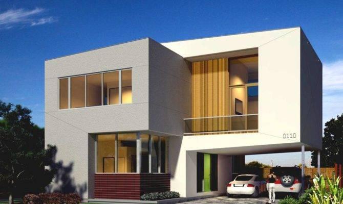 Minecraft House Tutorial Step Modern