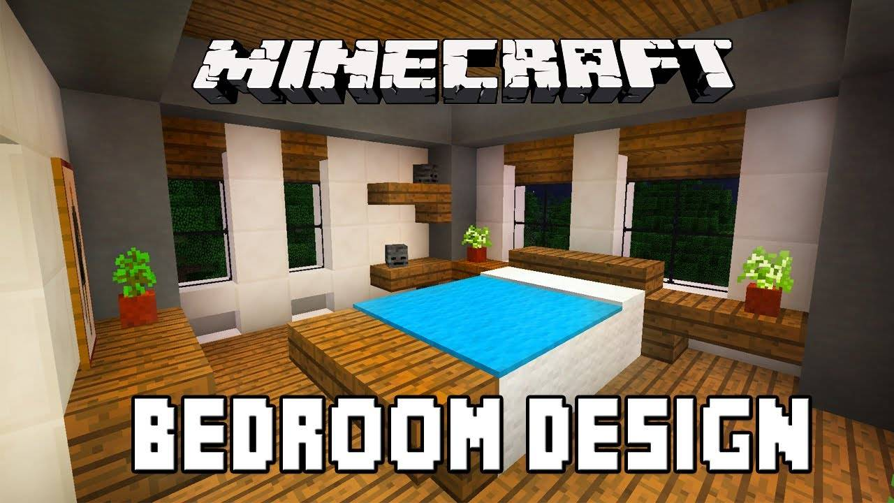 Minecraft Tutorial Build Modern House