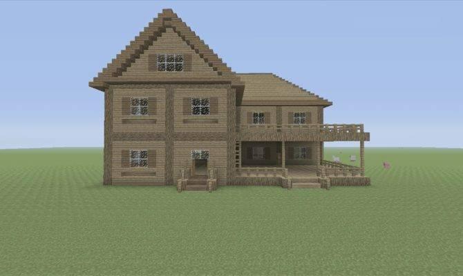 Minecraft Tutorial Easy House Youtube