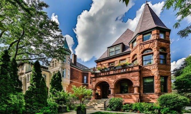 Mini Castles Sale Romanesque Revival Houses Buy