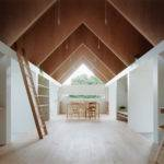 Minimal Extension Adds Chic Usable Space Japanese Home