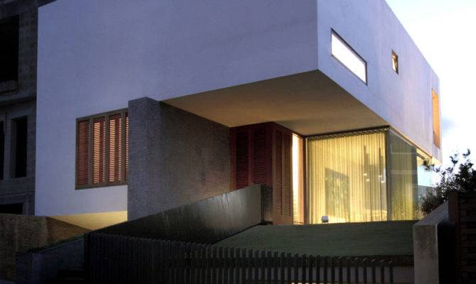 Minimalist Modern House Exteriors Around World
