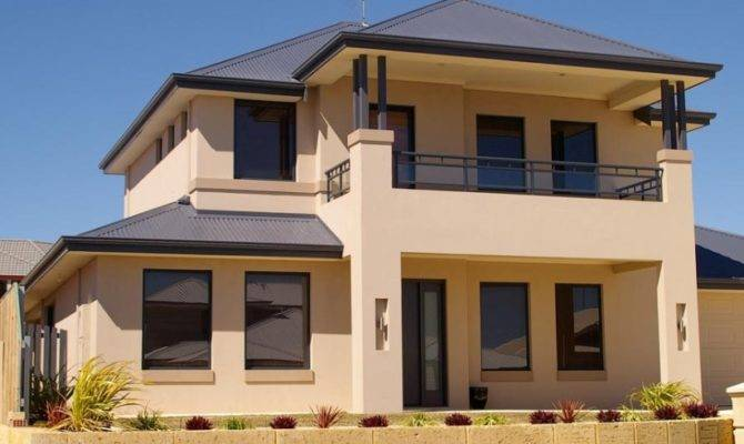 Minimalist Modern House Floor Plan Home Design Ideas
