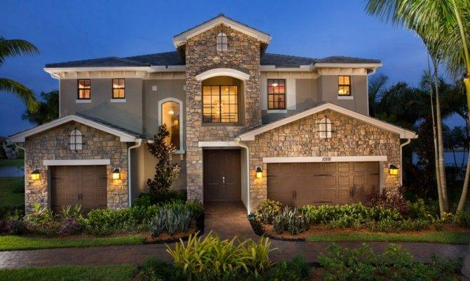 Miralago Parkland Estate Collection New Home Community