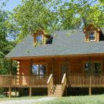 Mobile Homes Log Cabin Style Ideas