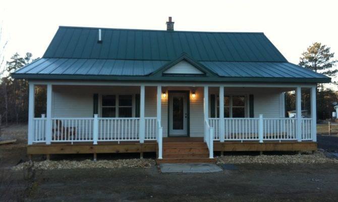 Mobile Homes Wrap Around Porch