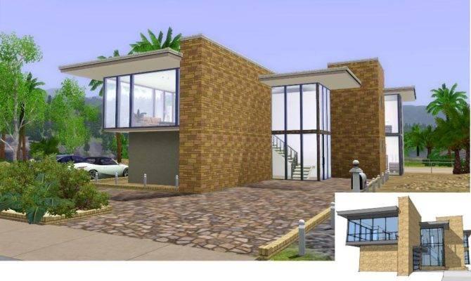 Mod Sims Another Modern Beach Home