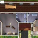 Mod Sims Beach Mansion