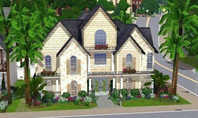 Mod Sims Beautiful Beach Home