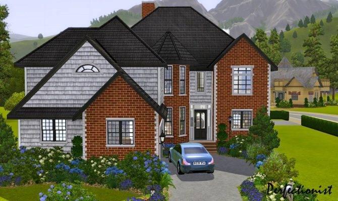Mod Sims Bedroom European Style House