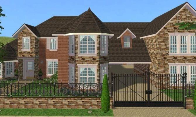 Mod Sims Bedroom Luxury Home